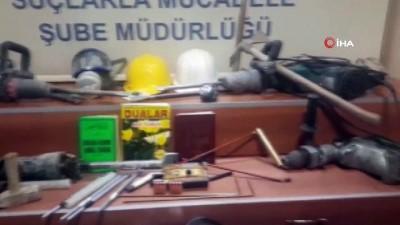 elektronik esya -  Define avcısı 10 kişi gözaltına alındı