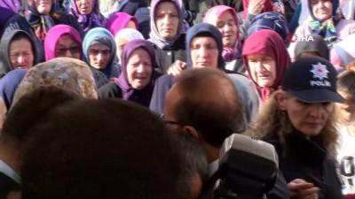 Giresun'da sarhoş sürücünün çarptığı polis Ordu'da son yolculuğuna uğurlandı