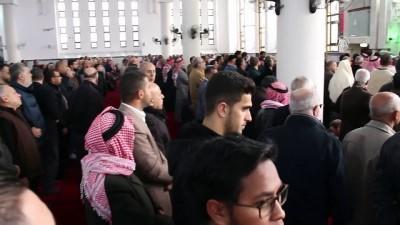 İslami davet çalışmalarıyla bilinen Kannas son yolculuğuna uğurlandı - AMMAN