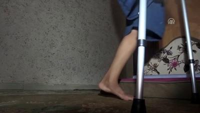 bisiklet - İsrail'in engelli bıraktığı Filistinli Muhammed, protez bacağın hayalini kuruyor - GAZZE