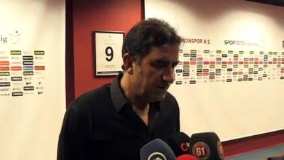 spor musabakasi - Teknik direktör Karaman: 'Kaybedeceğiz diye aklımın ucundan dahi geçirmedim' - TRABZON