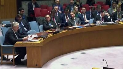Ukrayna'dan 'Rusya'ya yaptırımların artırılması' çağrısı - NEW YORK