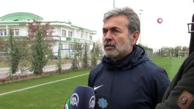 ekince - Aykut Kocaman'dan Galatasaray maçı yorumu