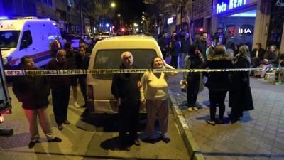 itfaiye eri -  Dükkanda patlama meydana geldi mahalleli sokağa döküldü