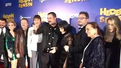 'Hedefim Sensin'in galası yapıldı (1) - İSTANBUL