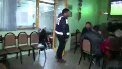 Kocaeli'de 747 polisli huzur uygulaması: 10 gözaltı