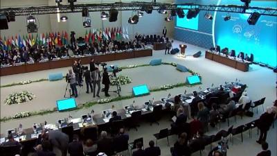34'üncü İSEDAK Toplantısı - Bakanlar Çalışma Oturumu - İSTANBUL