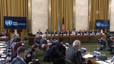 AB, Afganistan'da barış sürecinin garantörü olmak istiyor - CENEVRE