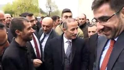 AK Parti adayına coşkulu karşılama - BİTLİS
