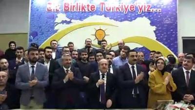 AK Parti Çorum Belediye başkan adayı Aşgın