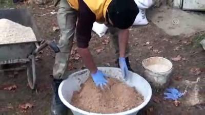Aradığı işi bulamayınca kaz çiftliği kurdu - KAYSERİ
