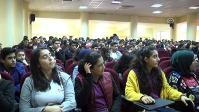 lise ogrencisi - Diyarbakırlı öğrenciler suç örgütlerine karşı uyarılıyor