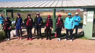 Erdoğan'ın hediye ettiği tüfekle Tokyo Yaz Olimpiyatları'na hazırlanıyor