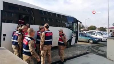 silahli teror orgutu -  Erzincan'da PKK/KCK davasında 3'ü tutuklu 17 sanık hâkim karşısına çıktı