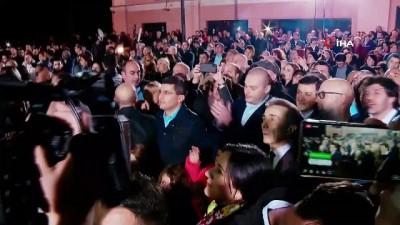 - Gürcistan Cumhurbaşkanlığı Seçiminden İlk Sonuçlar Geldi - Hükumet Destekli Salome Zurabişvili Yüzde 57 İle Önde