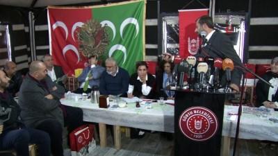 - Gürsu Belediye Başkanı Işık'ın gözü Ankara'da