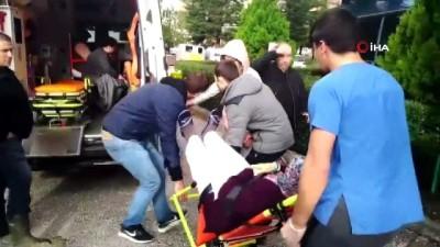 ozel okullar -  Hastaneyi su bastı, hastalar nakledildi