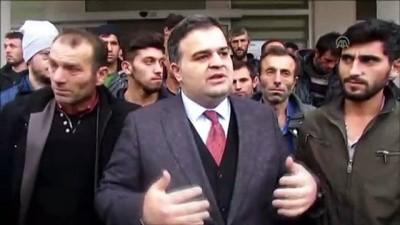 Moldova'da parasını alamayan işçiler Samsun'a döndü