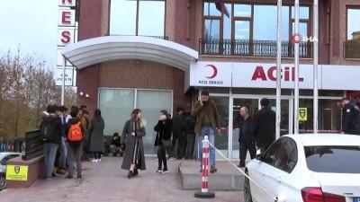 lise ogrencisi -  Öğrencilerin okul önündeki kavgası ölümle sonuçlandı