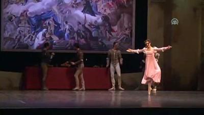 'Romeo ve Jüliet' sezonu kapadı - ANTALYA