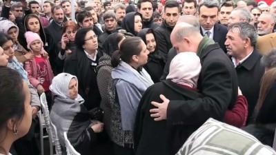 bassagligi - Şehit polis memuru Öztekin, son yolculuğuna uğurlandı (2) - DİYARBAKIR