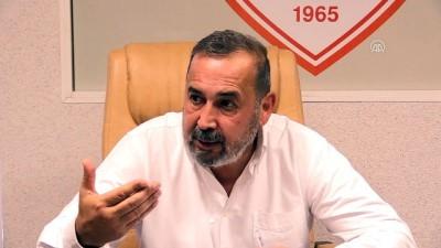 '80 milyon lira borcu üstlenerek Samsunspor'a sahip çıktık' - SAMSUN