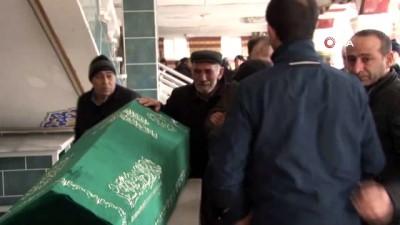 Gebze'de çöken viyadükte hayatını kaybeden Öztürk Yılmaz son yolculuğuna uğurlandı