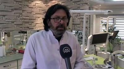 goz hastaliklari - Gönüllü doktorlardan İdlib ve Afrin'e sağlık hizmeti - KONYA