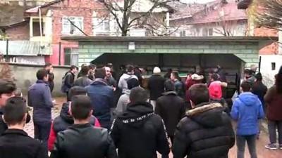 lise ogrencisi - Hayatını kaybeden lise öğrencisinin cenazesi toprağa verildi - KASTAMONU