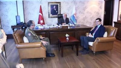 İspanya'nın Ankara Büyükelçisi Barba, Marmaris'te - MUĞLA