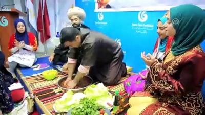 Kahire'de 'Türk Yemekleri Kursu ve Geleneksel Sıra Gecesi' - KAHİRE