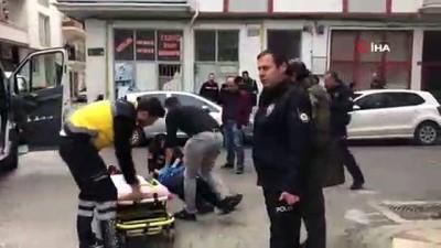 Kahvelerin önünde kurşun yağmuruna tutulan adam hayatını kaybetti