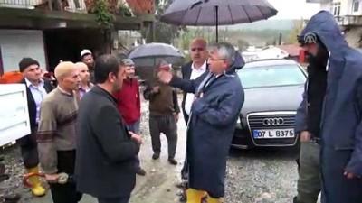 gecmis olsun - Manavgat'ta kuvvetli yağış - ANTALYA