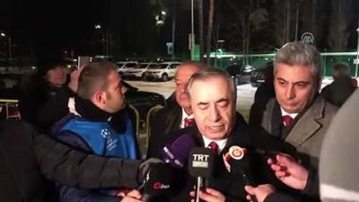Mustafa Cengiz'den Kulüpler Birliğine tepki - MOSKOVA