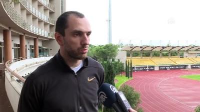 Ramil Guliyev'e askerde doping kontrolü - ANTALYA