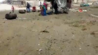 rejim -  - Rejim Güçleri İdlib'e Saldırdı: 2 Ölü, 4 Yaralı