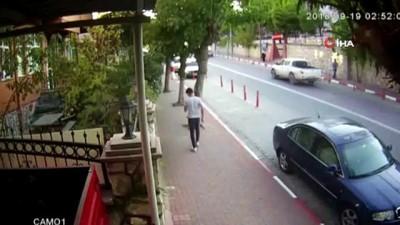 telefon dolandiriciligi -  Sahte polisler kamerada