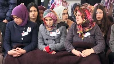 Şehit polis Buket Keleş son yolculuğuna uğurlandı - KIRŞEHİR