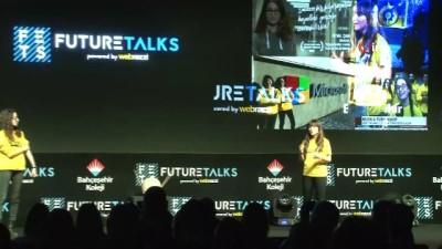 Ünlü isimler Future Talks 2018'de gençlere ilham oldu