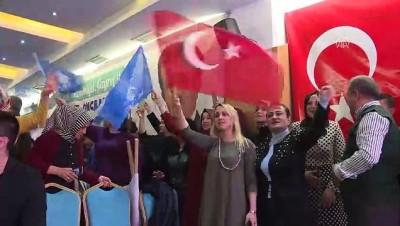 Zeybekci: 'İzmir'de gönüller yapmaya geldik' - İZMİR
