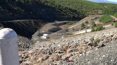 Bayraktepe Göleti su tutmaya başladı - GAZİANTEP