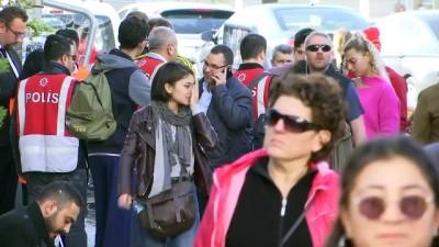 İstanbul polisi derbide titizlikle çalıştı (1) - İSTANBUL