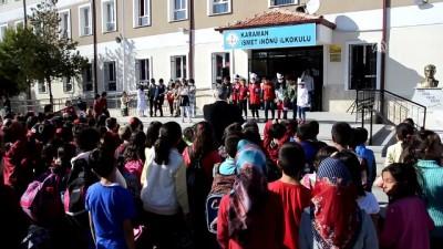 Kızılay Haftası etkinlikleri - KARAMAN