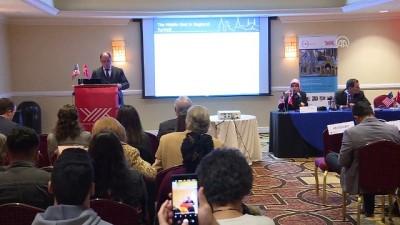 'Ortadoğu'da Akademik Mirası Koruma' Paneli - NEW YORK
