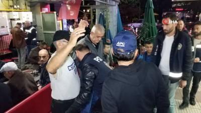 Samsun'da 667 polisle huzur operasyonu