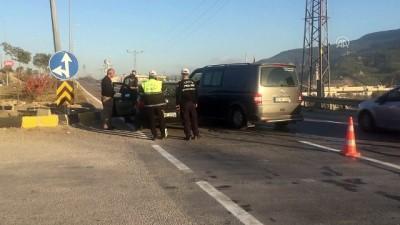 Trafik kazası: 5 yaralı - KARABÜK