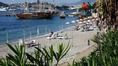 Turizm merkezlerinde 'kasım'da deniz keyfi - MUĞLA