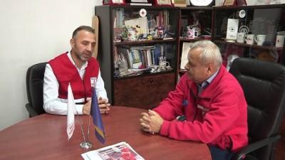 Türk Kızılayı Bosna Hersek'te temsilcilik açıyor - SARAYBOSNA