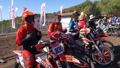Türkiye Motokros Şampiyonası 4. ayak yarışları - ANTALYA