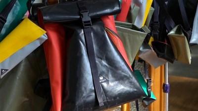 multeci -    Göçmenlerin umut botlarından moda yarattılar